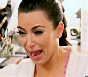 Kim Kardashian's Ugly Crying Face Featured On iPhone Case (PHOTO)