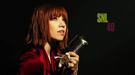 Carly Rae Jepsen SNL