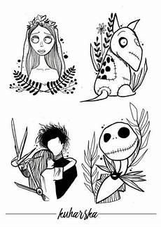 Pin By Emily Corbit On Tattoo Ideas Nightmare Before Christmas Free Photos