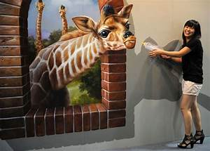 35 Awesome 3d Interactive Paintings