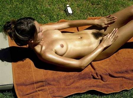 Nude Tanned Teen