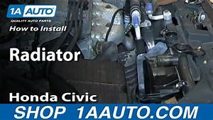 How To Change Honda Civic Thermostat
