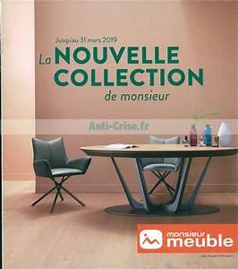 Catalogue Monsieur Meuble : catalogue monsieur meuble du 26 f vrier au 31 mars 2019 ~ Melissatoandfro.com Idées de Décoration