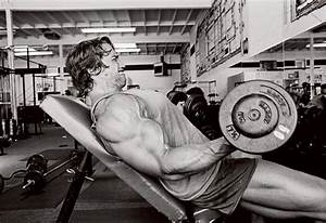 Arnold Schwarzenegger U2019s Tips To A Giant Chest