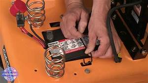 How To Change The Battery In Xt Enduro Series Riding