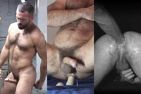 Muscle Fuzzy Pornstar Dildos And Destroyed