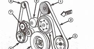 66 Duramax Serpentine Belt Diagram