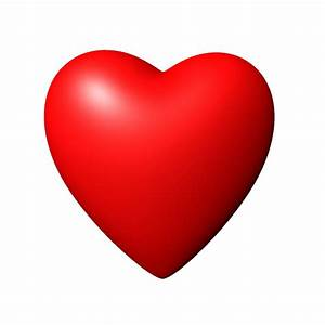 Download 3D Red Heart Image HQ PNG Image | FreePNGImg