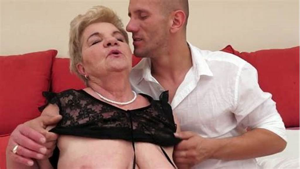 #Extremely #Horny #Granny #Gets #Her #Thick #Pussy #Eaten #Out #Like