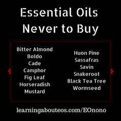 Mint Eucalyptus Eo Warnings Are Essential Oils Safe