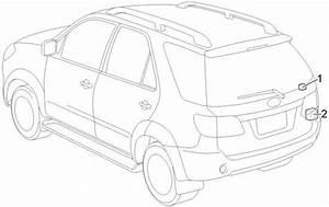 Toyota Fortuner  2004