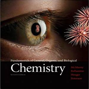 Ghim Tr U00ean Test Bank For Fundamentals Of General Organic And Biological Chemistry 7th Edition By