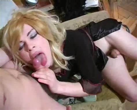 Attractive Ginger Twink Gets Sissy Mature