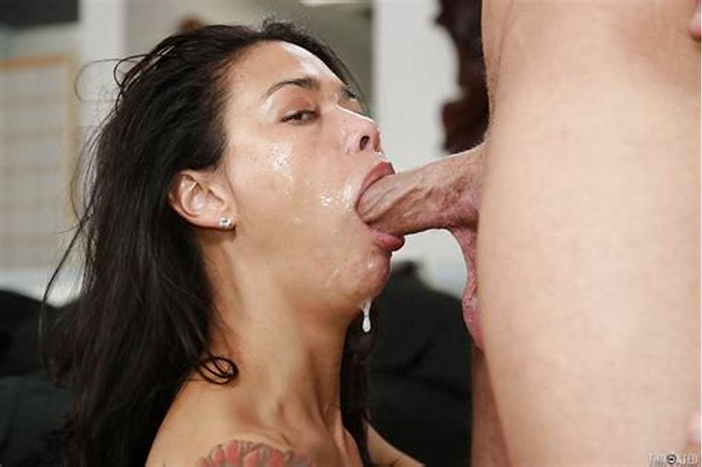 #Cute #Asian #Bitch #Dana #Gives #A #Sloppy #And #Wet #Blowjob #To