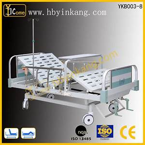 Hospital Bed For Sale 2 Crank Manual Hospital Bed