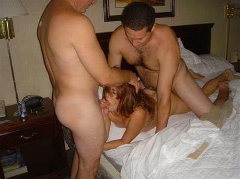 Naughty Daddy Tries Ginger Dick