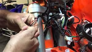 2016 Ktm 500 Exc Key Switch Eliminator Install