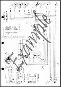 1968 Lincoln Continental Factory Wiring Diagram Original