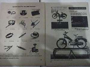Toy U0026 39 S Old  Workshop Manual Dkw Hummel
