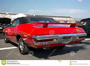 1970 Pontiac Gto Judge Editorial Photography  Image Of