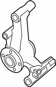 Nissan Titan Xd Bracket  Fan  Engine  Cooling  Clutch  Pul