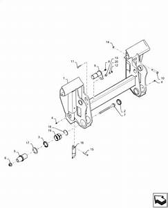 33 Case Skid Steer Parts Diagram