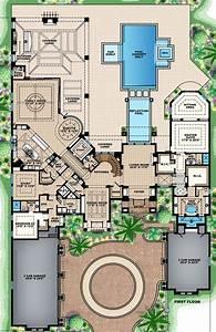House, Plan, 1018-00223