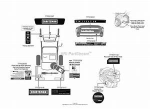 Craftsman Snowblower Engine Diagram
