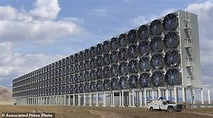 Efforts to suck carbon from air must be ramped up | Daily ...