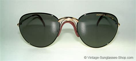 There are 249 porsche eyeglasses for sale on etsy, and. Sunglasses Porsche 5662 - Small - 90's Sunglasses | Vintage Sunglasses