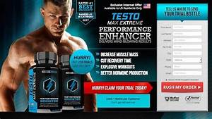 Testo Max Extreme Trial Offer Review  Is It Recommended