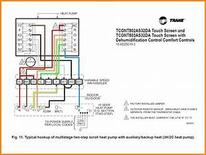 Nest Second Generation Multistage Wiring Diagram