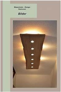Holz Lampen Decke : massiv holz design decken lampe led in 2019 beleuchtung decke deckenlampe holz und led lampe ~ A.2002-acura-tl-radio.info Haus und Dekorationen
