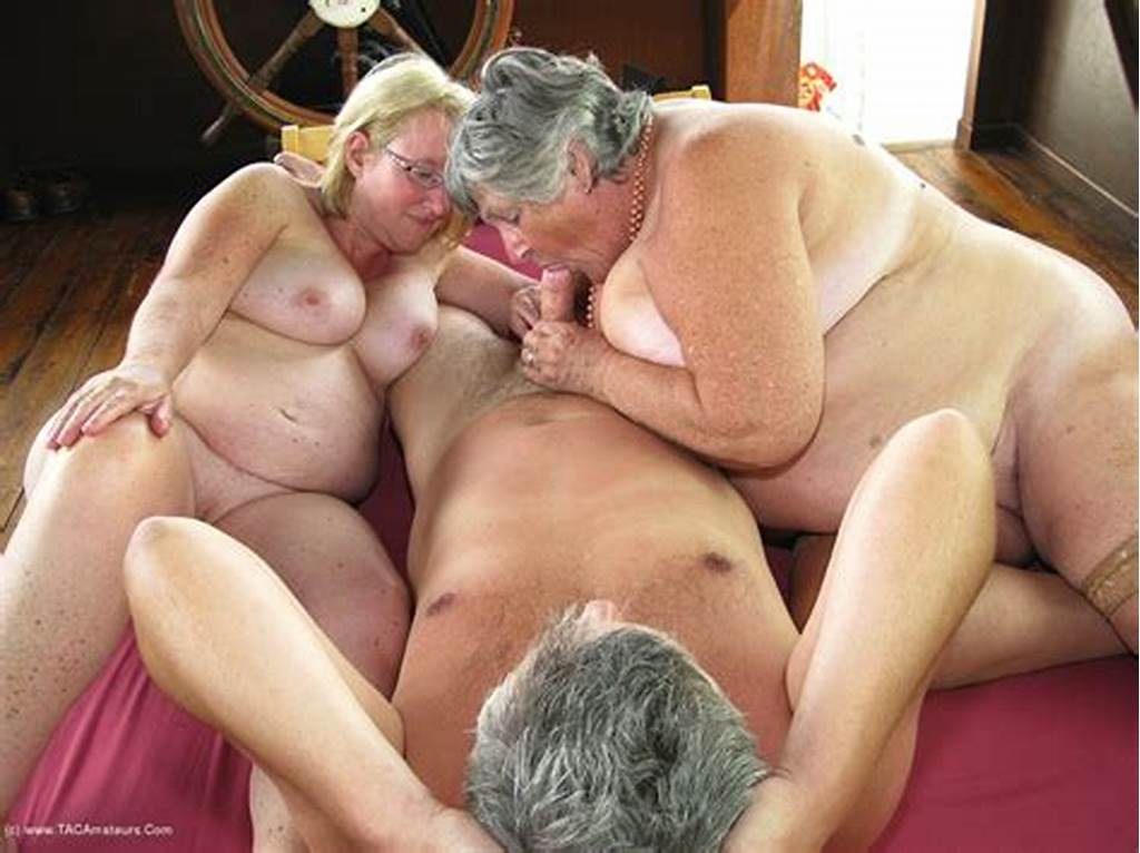 #Two #Grannies #Have #Sex #With #A #Toyboy