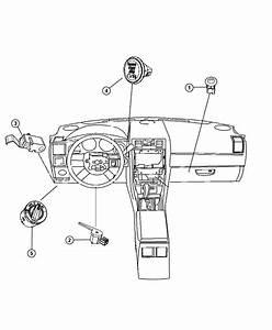 Chrysler 300 Module  Switch  Ignition  Ignition Switch  Keyless Ignition Node  Push