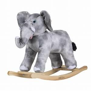Elliot The Rocking Elephant  U2013 Rockin U0026 39  Rider