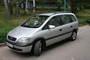 2002 Opel Zafira Pictures  1800cc   Gasoline  Ff  Manual