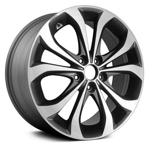 Have a hyundai that's lacking in style? Aluminum Wheel Rim 18 Inch For Hyundai Sonata 2013-2015 5 ...
