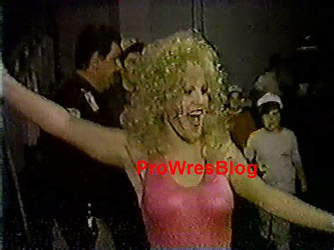 1986 gorgeous ladies of wrestlingtina (lisa moretti) became ivory in the wwf. ProWresBlog: GLOW Disk 11 Part 2