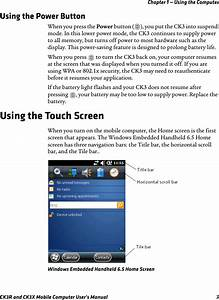 Intermec Technologies 1007cp01 Mobile Computer User Manual