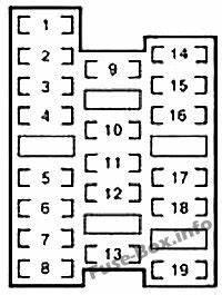 Lexus Is200 Fuse Box Diagram : fuse box diagrams lexus is250 is350 xe20 2006 2013 ~ A.2002-acura-tl-radio.info Haus und Dekorationen