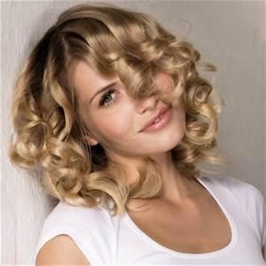 Coupe De Cheveux Bouclés Femme : coiffure bouclees ~ Nature-et-papiers.com Idées de Décoration
