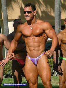More Muscle From Brazil  Andr U00e9 Santos