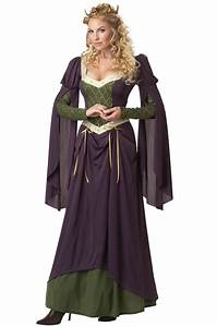 Lady in Waiting Maid Marian Medieval Renaissance Adult ...