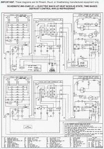 Rheem Criterion Ii Gas Furnace Wiring Diagram Di 2020
