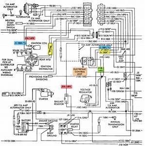 1978 Dodge Truck Wiring Diagram