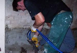Wand Trockenlegen Injektionsverfahren : mauertrockenlegung horizontalsperre kellerinjektion ~ Watch28wear.com Haus und Dekorationen