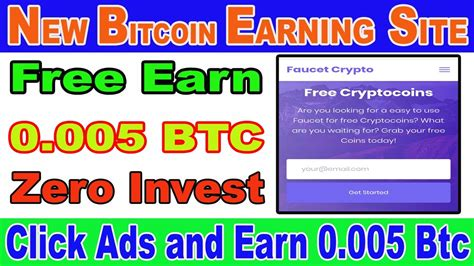 Learn about btc value, bitcoin cryptocurrency, crypto trading, and more. New Free Bitcoin Earning Site 2020 | Earn 0.005 Bitcoin Without Investment | Live Withdrawal ...