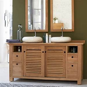 Alinea Meuble De Salle De Bain : meuble salle de bain teck alinea meuble salle de bain ~ Dailycaller-alerts.com Idées de Décoration