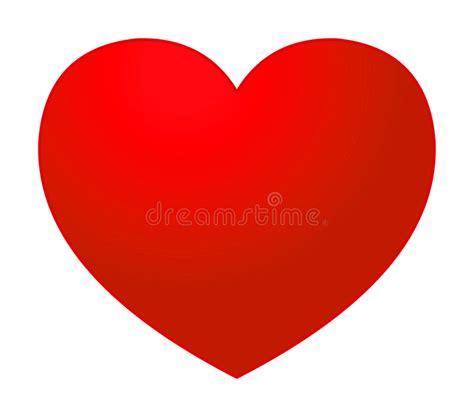 Ilustração Do Coração No Fundo Para O Valentim Ca